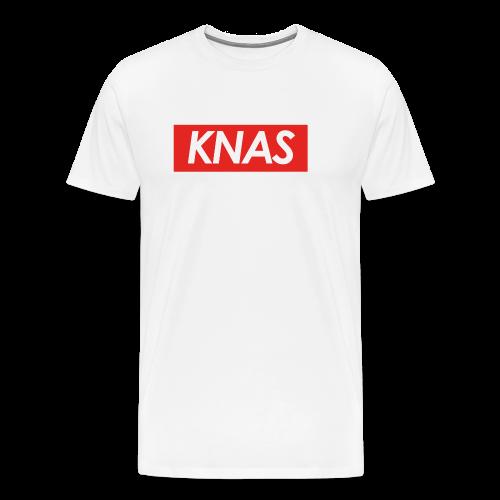 knas - Premium-T-shirt herr