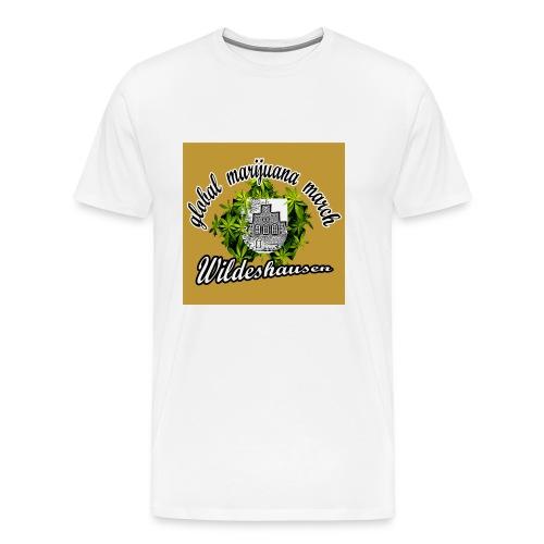 gmm logo gechnitten quadtrat - Männer Premium T-Shirt