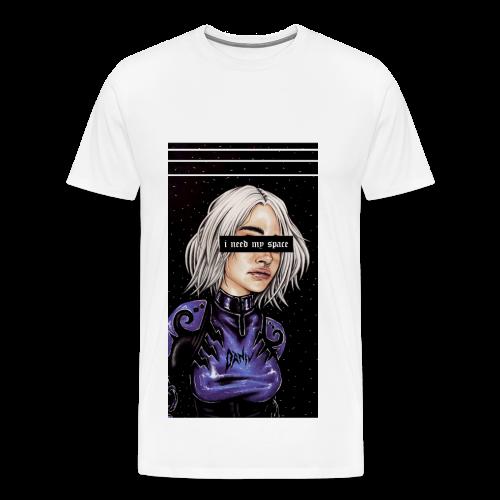 'SPACE GIRL' | DANI W - Männer Premium T-Shirt