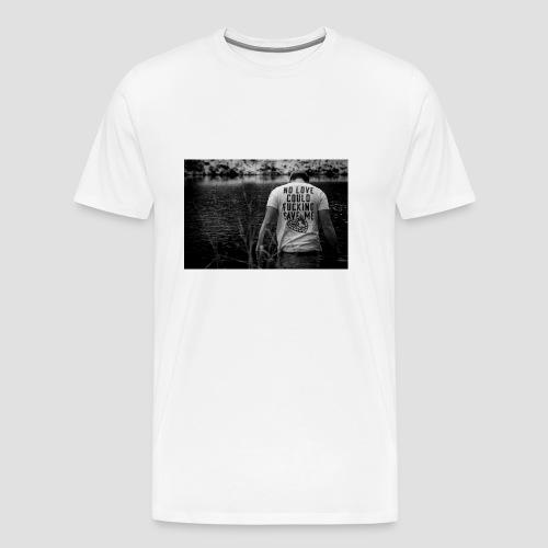 No love could save me - Männer Premium T-Shirt