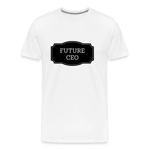 Future CEO - Koszulka męska Premium