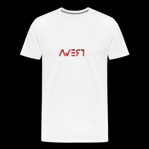 AVERT YOUR EYES - Mannen Premium T-shirt