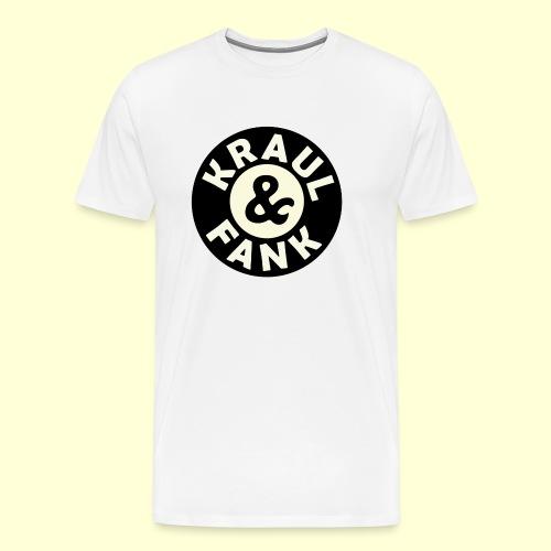 Kraul & Fank - Männer Premium T-Shirt