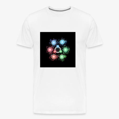 Singularité Box Logo - T-shirt Premium Homme