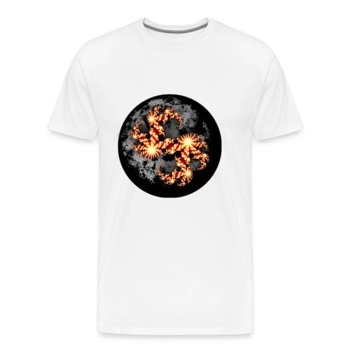 Feuerrung - Männer Premium T-Shirt