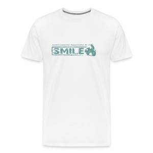 SMILE-Shirt 2018 - Männer Premium T-Shirt