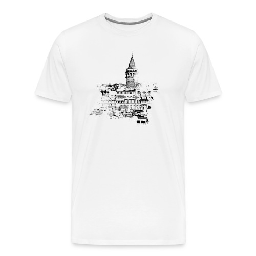 istanbul black - Männer Premium T-Shirt