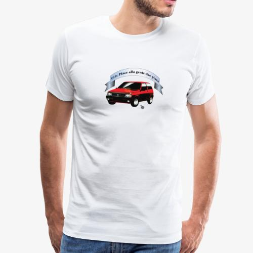 Y10: Piace alla gente che piace vers.2 - Maglietta Premium da uomo