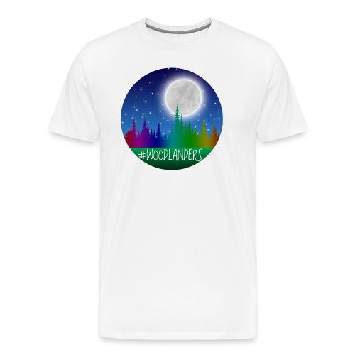 #Woodlander - Men's Premium T-Shirt