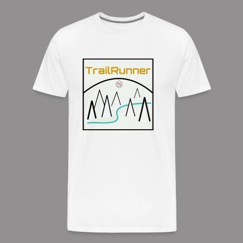 Trailrunner 2 - Mannen Premium T-shirt