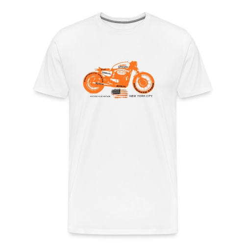 Gasoline spirit - Maglietta Premium da uomo