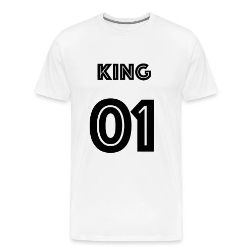 King Limited HD SMK - Männer Premium T-Shirt