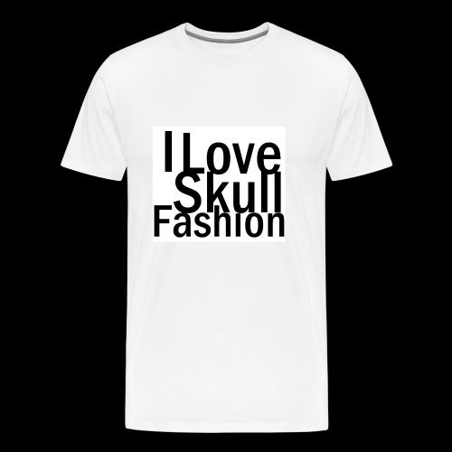 loveskull - Männer Premium T-Shirt