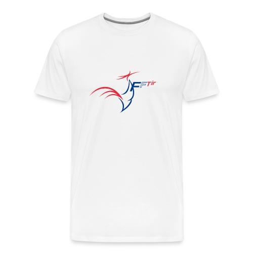 2014 logo FFT - T-shirt Premium Homme