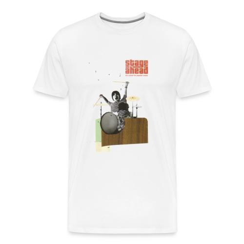 The Drummer - Männer Premium T-Shirt