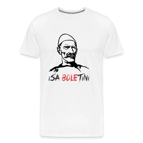 Albanischer Freiheitskämpfer Isa Boletini - Männer Premium T-Shirt