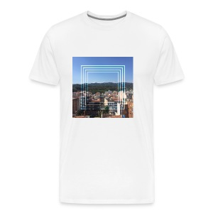 Calella in June - Mannen Premium T-shirt