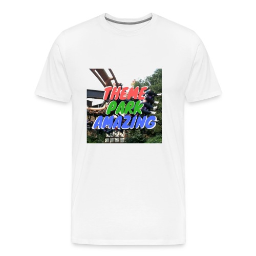 Clothing with Logo - Men's Premium T-Shirt