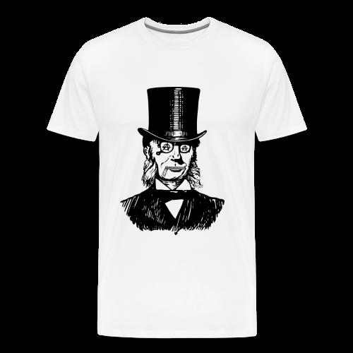 Mr.anarchy - Maglietta Premium da uomo