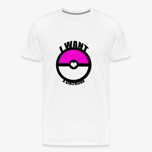 Balle de Copine - T-shirt Premium Homme