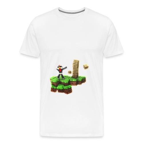 HenkDeKip Eiland - Mannen Premium T-shirt