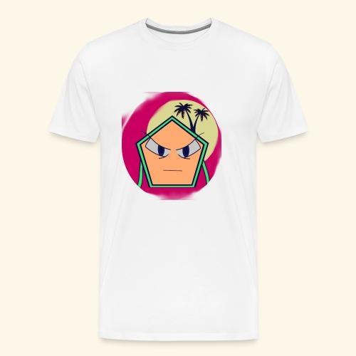 hotline - Men's Premium T-Shirt