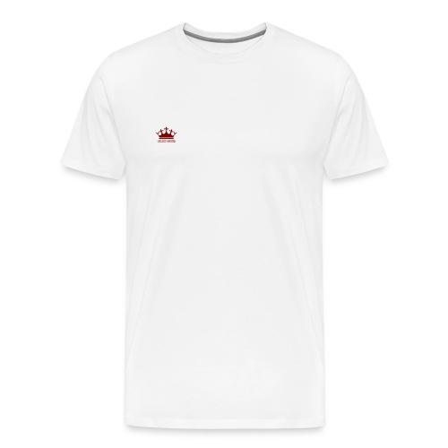 Red BGC Crown - Men's Premium T-Shirt