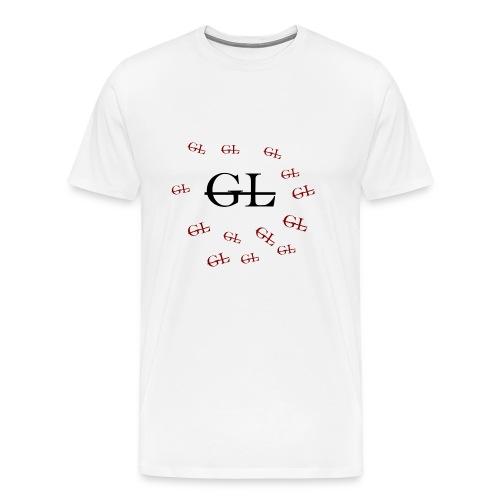 GL design classic! Super Geschenkidee - Männer Premium T-Shirt