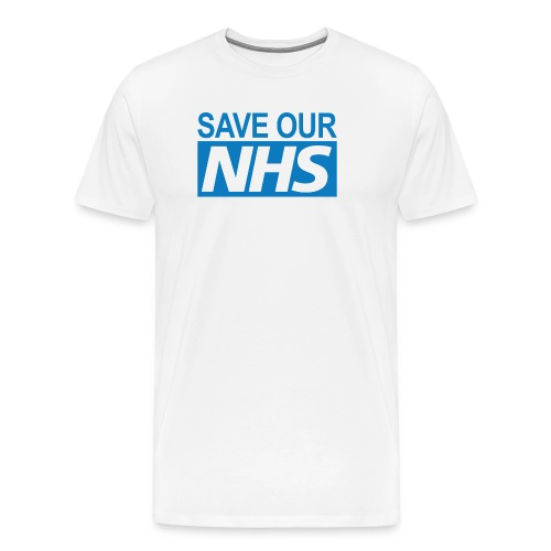 Save Our NHS - Men's Premium T-Shirt