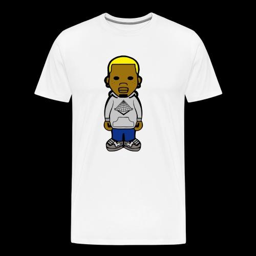 Chris Brown Breezy Tee - Männer Premium T-Shirt