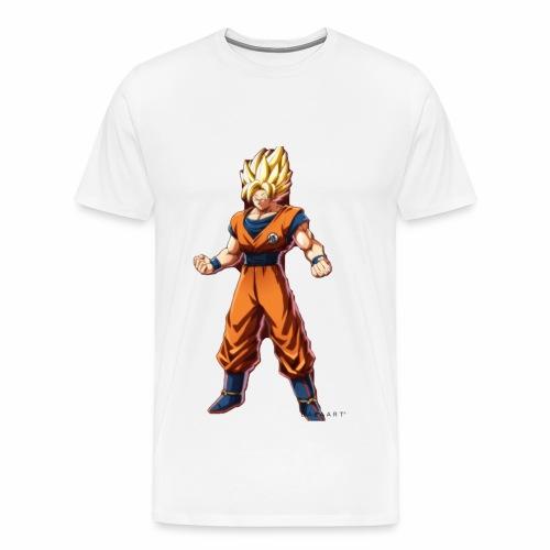 E68A68A2 0373 4006 BF83 6454CF8D3558 - Männer Premium T-Shirt