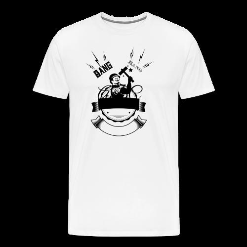bang bang - T-shirt Premium Homme