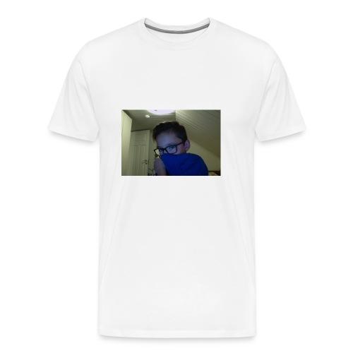 Barne klær - Premium T-skjorte for menn