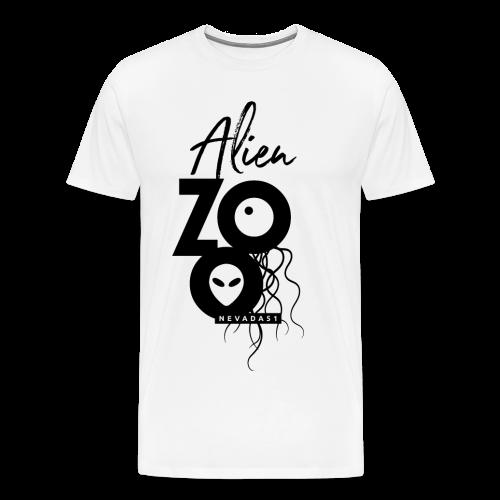 Alien Zoo - Nevada 51 - Men's Premium T-Shirt