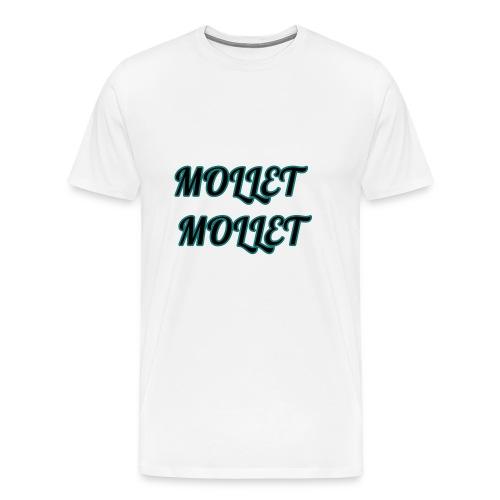 mollet mollet squad - T-shirt Premium Homme