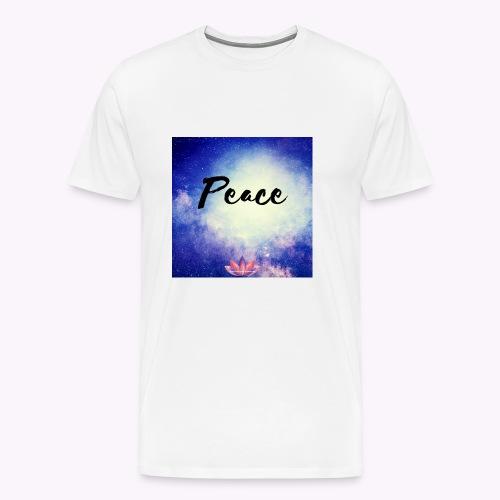 Peace - Männer Premium T-Shirt
