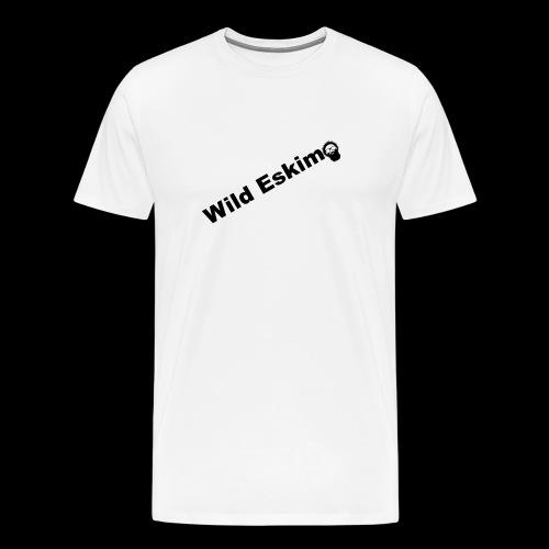 Wild Eskimo Basic Design - Männer Premium T-Shirt