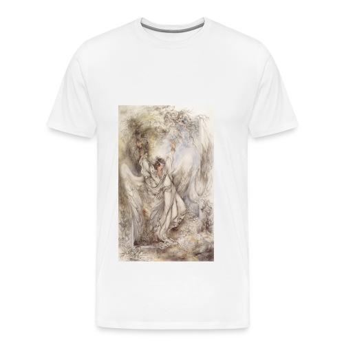Angel B - Männer Premium T-Shirt