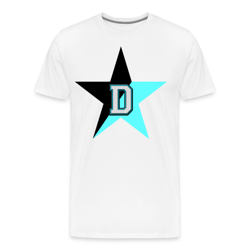 NoBeatGaming Logo - Men's Premium T-Shirt
