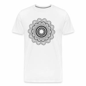 Mandala - Koszulka męska Premium