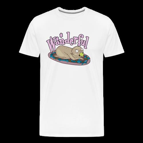 Wonderful - Camiseta premium hombre