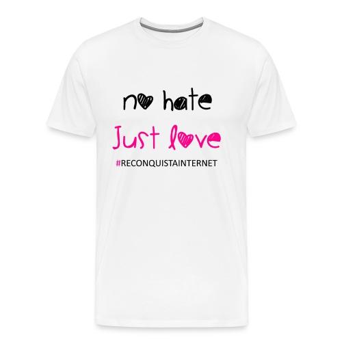 Reconquista Internet Emblem2 - Männer Premium T-Shirt