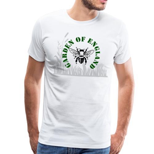 Garden of England - Men's Premium T-Shirt