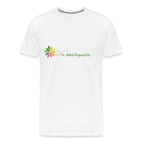 Logo Kita Komplett - Männer Premium T-Shirt