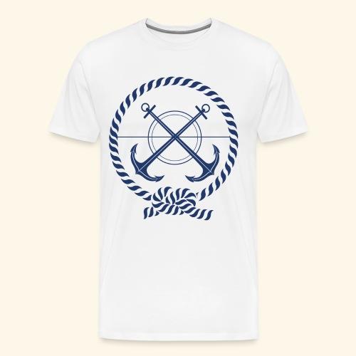 Ancoras - Men's Premium T-Shirt