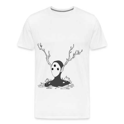 Spirit - Mannen Premium T-shirt
