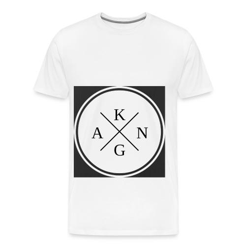 Konga Design - Männer Premium T-Shirt