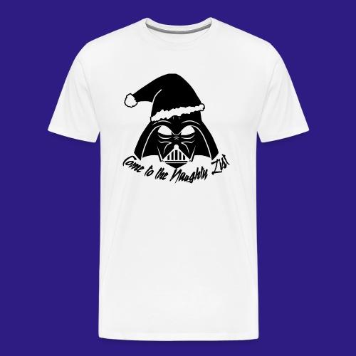 Vader's List - Men's Premium T-Shirt