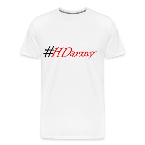 #Hd army for Fabio__HD and the HD army - Männer Premium T-Shirt
