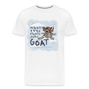#2 - Sky Dive - Men's Premium T-Shirt